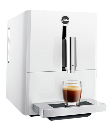 Jura A1 Piano White koffiemachine